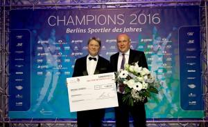 Berliner Sportler des Jahres 2016 Champions 2016 Berlin